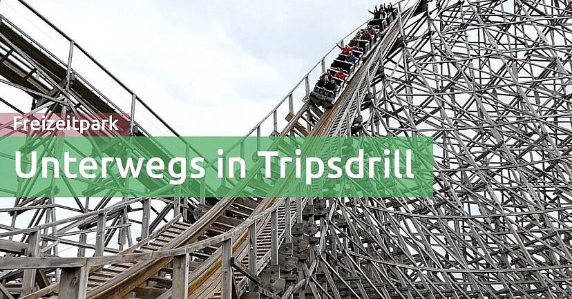 Erlebnispark Tripsdrill & Wildparadies mit Kleinkind & Baby: Erfahrungen und Tipps [aktualisiert]