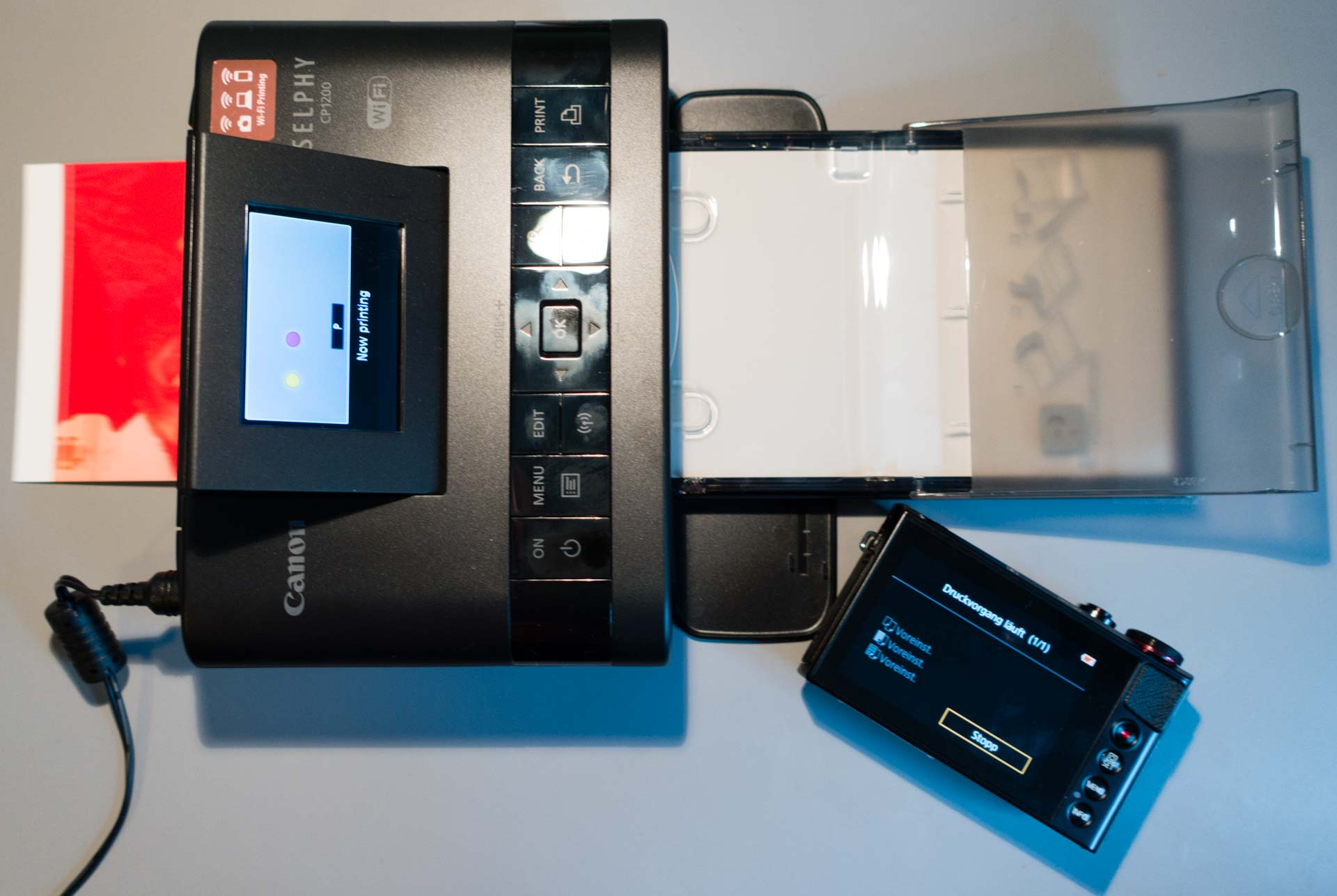 canon selphy cp1200 im test