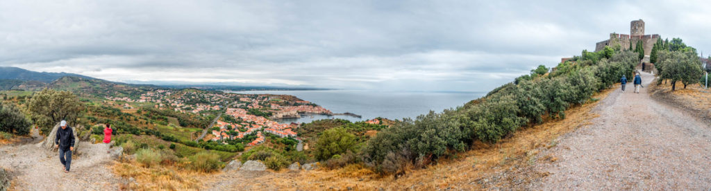 panorama-collioure-fort-saint-elme
