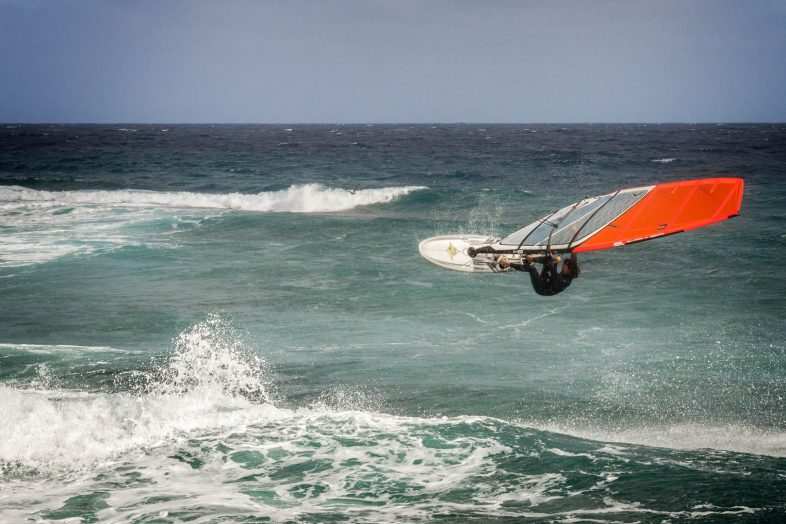 Windsurfer Costa Teguise