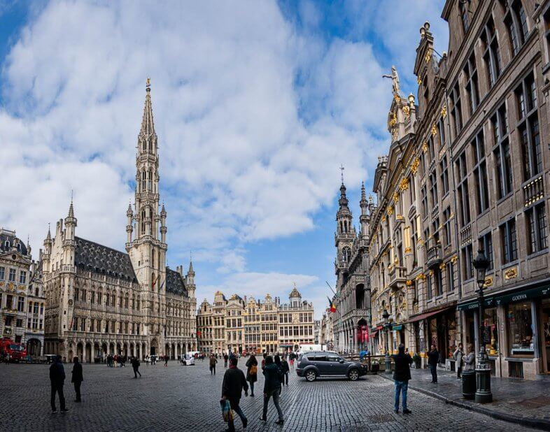 Grand Place Brüssel